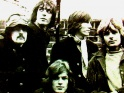 Pink Floyd, zleva Nick Mason, Syd Barrett, David Gilmour, Roger Waters, Rick Wright, 1968