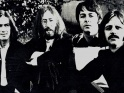 The Beatles, zleva George Harrison, John Lennon, Paul McCartney, Ringo Starr, 1969