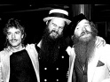 ZZ Top, zleva Frank Beard, Billy Gibbons a Dusty Hill, 1980