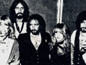 Fleetwood Mac, zleva Christine McVie, Mick Fleetwood, John McVie, Stevie Nicks, Lindsey Buckingham, 2. pol. 70. let