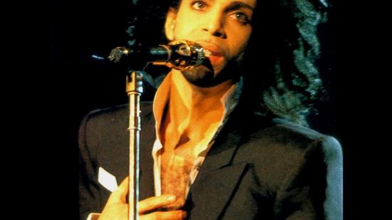 Prince, cca 1990