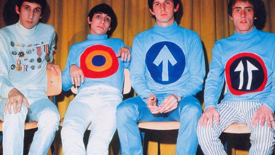 The Who, cca 1966
