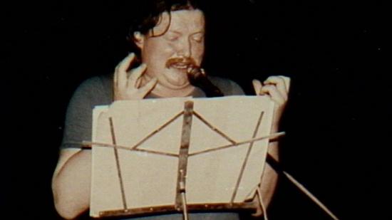Dvouletá Fáma II - frontman Radomil Uhlíř (1988)