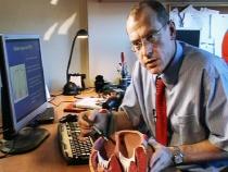 Robotická operace srdce