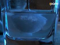 Horký led