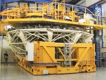 Protírání očí dalekohledů