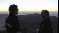 Astronomové v poušti