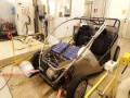 Vyladěný elektromobil