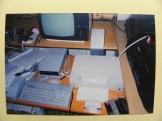 Domácí počítačové pracoviště, cca 1993