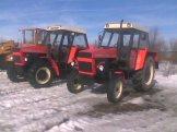 Zetor 8145 a zetor 8111