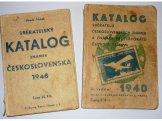 Katalogy pro filateristy