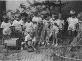Dětské jesle v Gottwaldove 1960