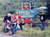 Na Rusave se spolupracovniky 1977