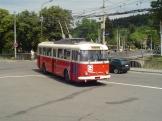Trolejbus Škoda 9tr