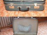 Papírový kufr - 70.léta