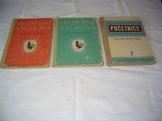 Učebnice z roku 1957-1959