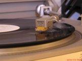 Vinyl v akci