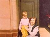 Já, babička a kolo Blesk
