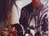vzpominkové léto rok 1990 já s morčaty