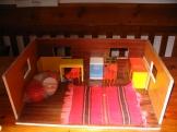 Pokojíček pro panenky 1980