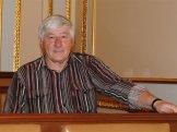 Foto z lavice v Parlamentu ČR