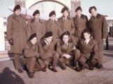 sraz vojáků 2017 a návštěva PKO JF v Praze kosmonautiky 1972