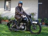 Motocykl ČZ 150