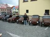 Linda a pár velorexů