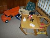 Naše hračky