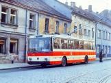 Prototyp 14 Tr Plzeň 1986