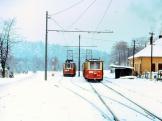 Kyjovice zima 1985/86