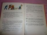 Učebnice ruštiny pro pátou třídu - článek Lenin a děti a Píseň o Leninovi