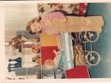 Ve školce 1980