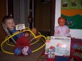 V roce 2010 si hraji s retro hračkama