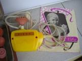 Tělový masážní přístroj VIBRO - asi z r.1970