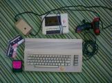 Commodore 64 s příslušenstvím