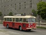 Trolejbus 9Tr v Brně
