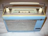 Kufříkové radio TESLA 2805B-2 JALTA