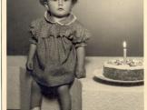 První narozeniny 1951