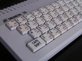Didaktik M - detail klávesnice