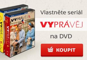 Koupit Vyprávěj na DVD