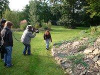 Optick� triky pro malou zahradu