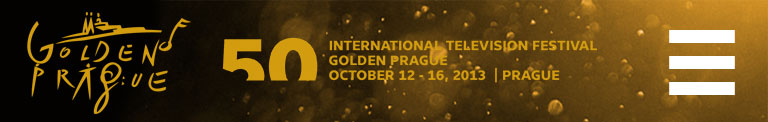 50<sup>th</sup> International Television Festival GOLDEN&nbsp;PRAGUE