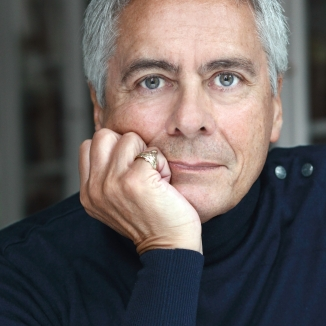 American choreographer John Neumeier at Golden Prague 2013