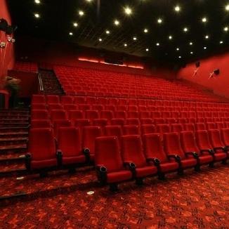 Projekce v Cinestar Anděl