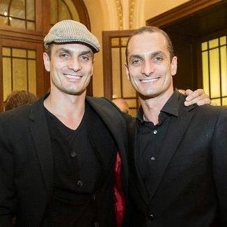 Jiří and Otto Bubeníčeks!