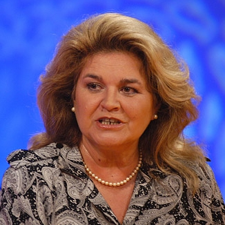 Gabriela Beňačková na Zlaté Praze