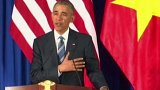 Barack Obama ve Vietnamu