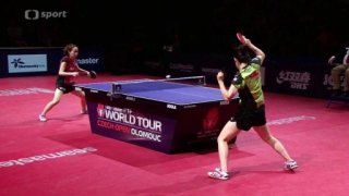 Seamaster ITTF World Tour Czech Open 2017