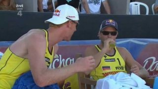 Swatch - FIVB Beach Volleyball 2009 Francie